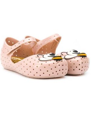 Туфли маленький с перфорацией Mini Melissa