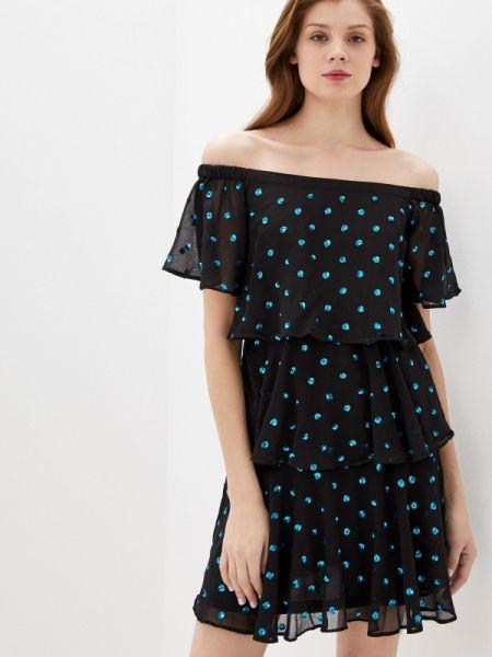 Вечернее платье - черное City Goddess