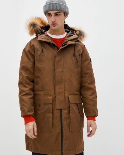 Коричневая куртка Tatras