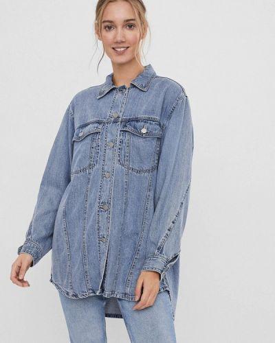 Джинсовая куртка - синяя Vero Moda