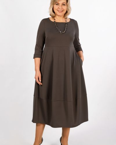 Трикотажное платье милада