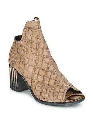 Beżowe sandały Papucei