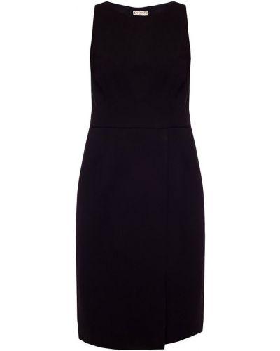 Czarna sukienka na co dzień z jedwabiu Givenchy