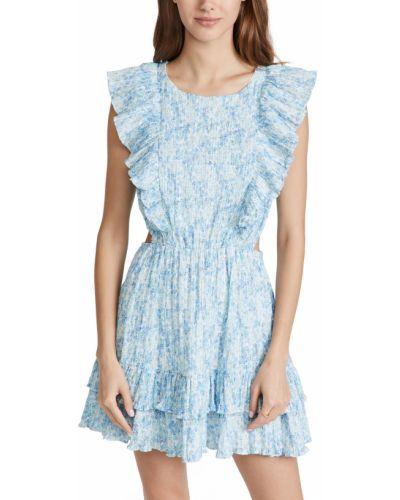 Хлопковое платье Minkpink
