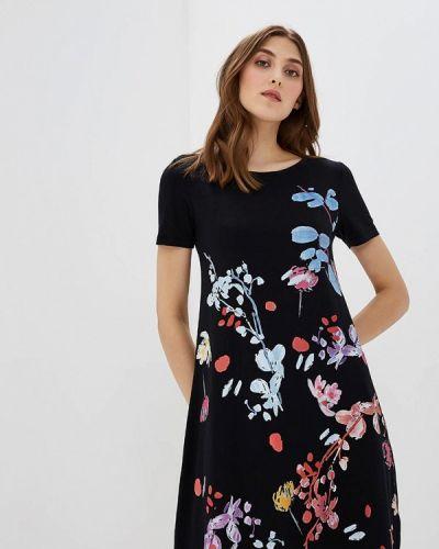 Черное платье Desigual