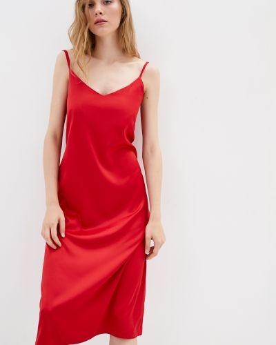 Платье - красное Lilove