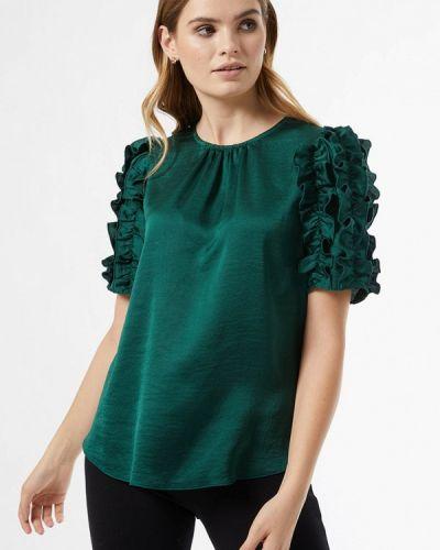 Блузка - зеленая Dorothy Perkins