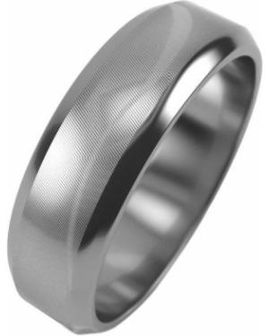 Кольцо из серебра обручальный Graf кольцов