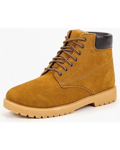 Ботинки осенние замшевые T.taccardi