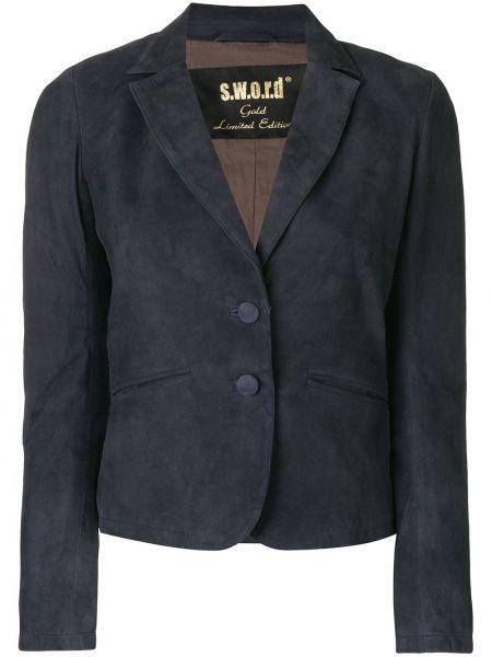 Синяя куртка S.w.o.r.d 6.6.44