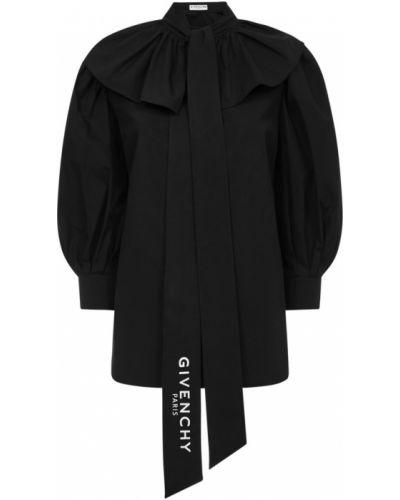 Koszula oversize - czarna Givenchy