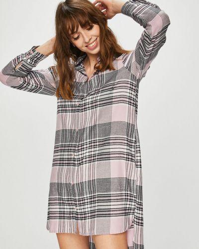 Пижама на пуговицах с длинными рукавами Dkny