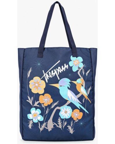 Синяя сумка Trespass