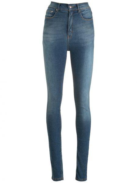Синие джинсы классические Amapô