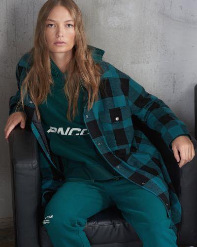 Зеленая жилетка Vassa&co