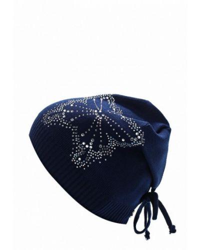 Синяя шапка весенняя Tutu