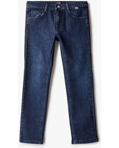 Синие джинсы Il Gufo