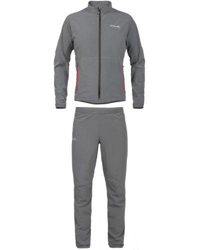 Спортивный костюм классический серый Red Fox