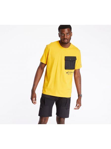 Koszula żółty Champion