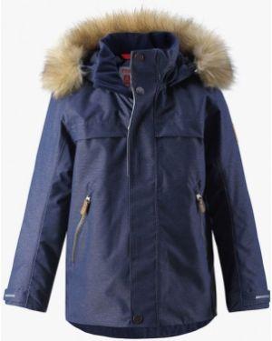Куртка теплая синий Reima