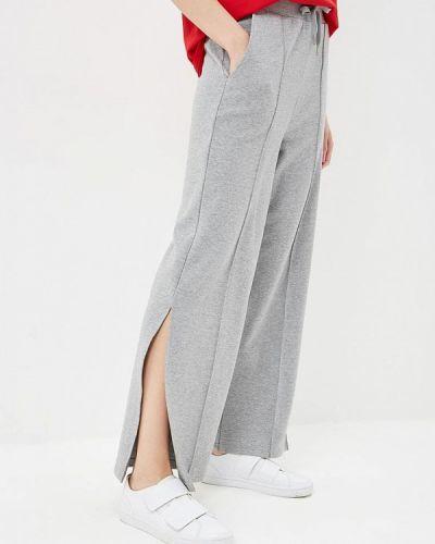 Спортивные брюки серые весенний Eleven Paris