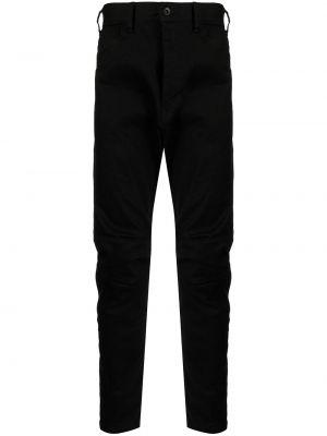 Czarne klasyczne mom jeans Julius