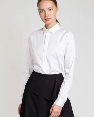 Блузка классическая белая Vassa&co