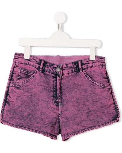 Dżinsowa jeansy Stella Mccartney Kids