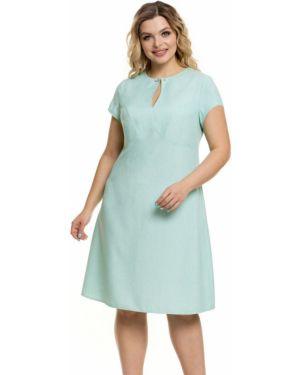 Повседневное платье через плечо платье-сарафан Novita