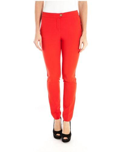 Spodnie - pomarańczowe Armani Jeans