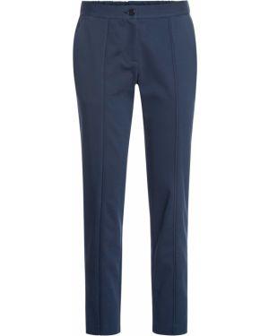 Классические брюки деловые на пуговицах Bonprix