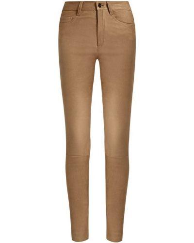 Укороченные брюки зауженные в полоску Drome