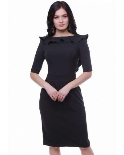 Черное платье Grey Cat
