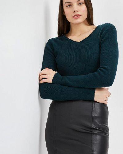 Пуловер - зеленый Free Age