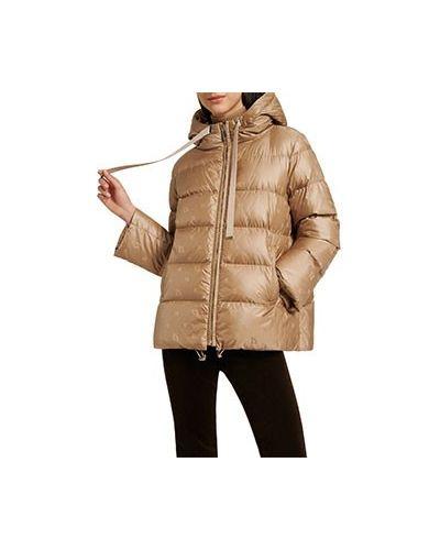 Куртка короткая - бежевая Luisa Spagnoli