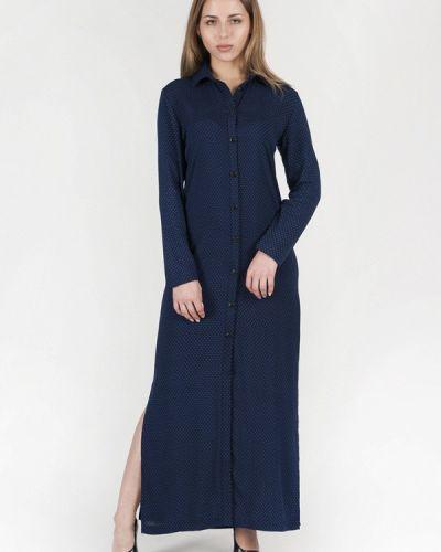 Платье платье-рубашка осеннее Vergans