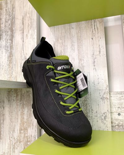 Трекинговые кроссовки - серые Lytos