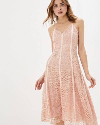 Розовое платье Imperial