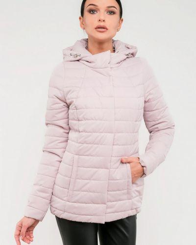 Утепленная куртка - розовая Modniy Oazis