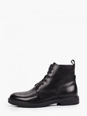 Черные зимние ботинки Mascotte