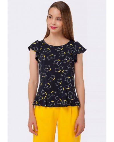 Блузка с коротким рукавом Cat Orange