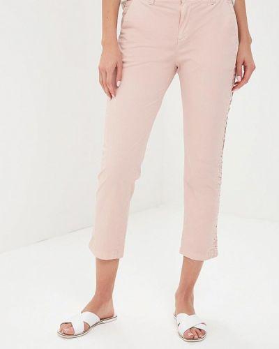 Розовые брюки Gap