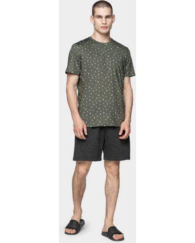 Спортивная футболка - зеленая Outhorn