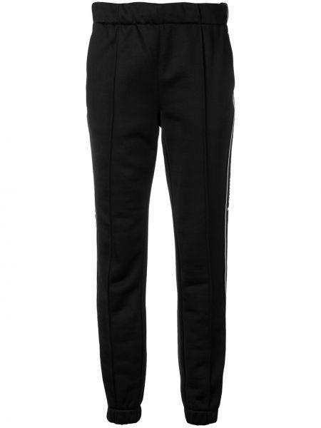 Спортивные брюки в полоску с поясом T By Alexander Wang