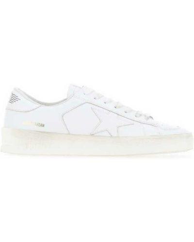 Białe sneakersy Golden Goose