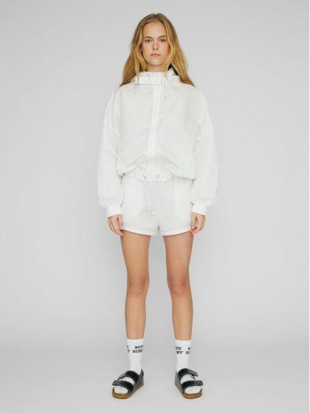 Biała kurtka przejściowa Rotate