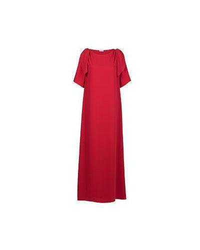 Красное вечернее платье P.a.r.o.s.h.