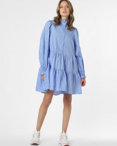 Niebieska sukienka Essentiel Antwerp