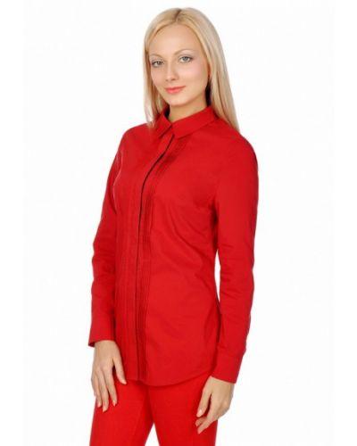 Красная рубашка City Jungle
