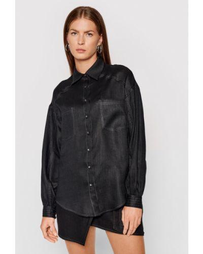Czarna bluzka Ixiah